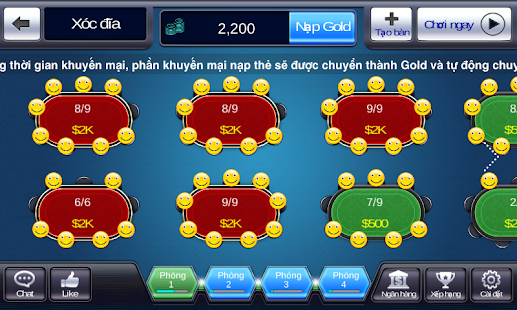 52Fun Game Bai Doi Thuong - screenshot