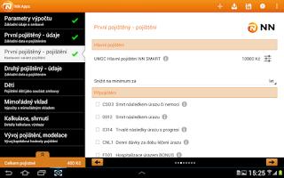 Screenshot of NN Apps