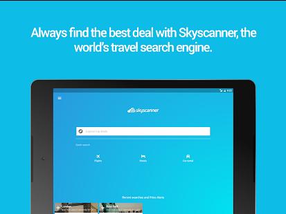 Free Skyscanner APK for Windows 8