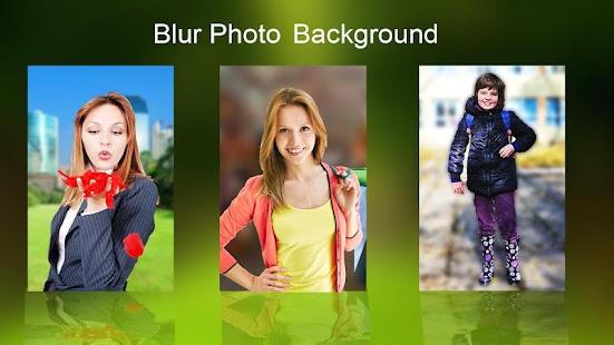 App DSLR Blur Background Effect APK for Windows Phone