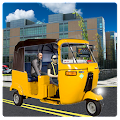 City Auto Rickshaw Driver APK for Bluestacks