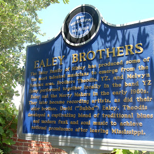 The Ealey family of Sibley has produced some of the most talented musicians to emerge from the Natchez area. Brothers Theodis, YZ, and Melwyn Ealey performed together locally in the band YZ Ealey and ...