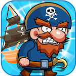Pirates Cannon Wars (Bubble Shooter Free Game) Icon