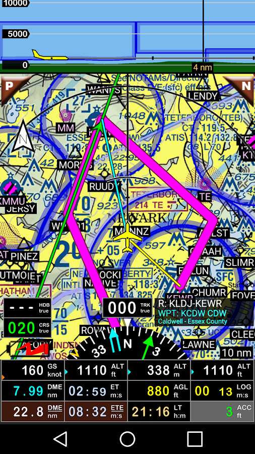 FLY is FUN Aviation Navigation Screenshot 0