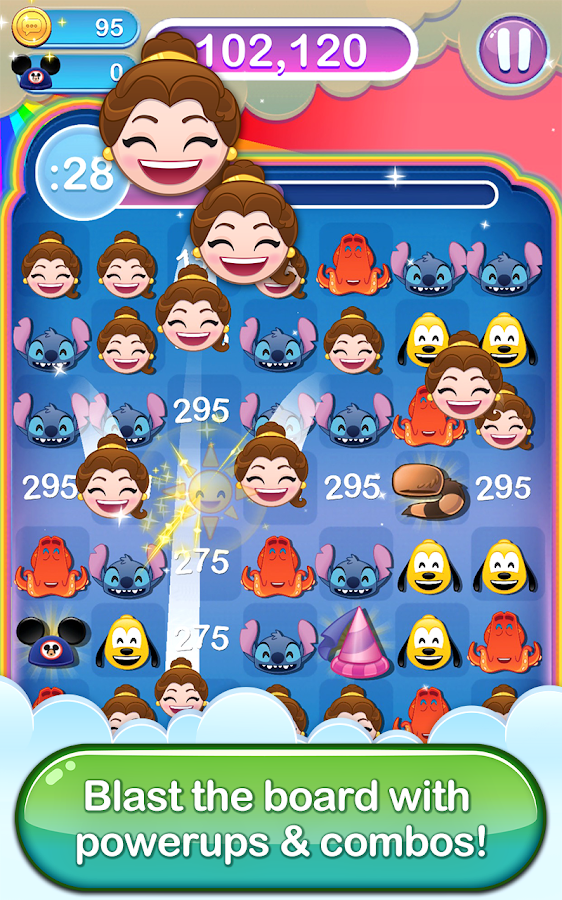 Disney Emoji Blitz – The Lion King Screenshot 3