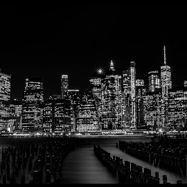 by Abhishek Parashar - Buildings & Architecture Public & Historical ( new york city, manhattan, nyc, manhattan skyline )