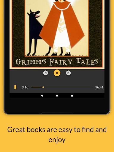 LibriVox Audio Books Free screenshot 10