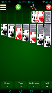 Simply Solitaire Pro - screenshot