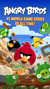 Angry Birds APK screenshot thumbnail 1