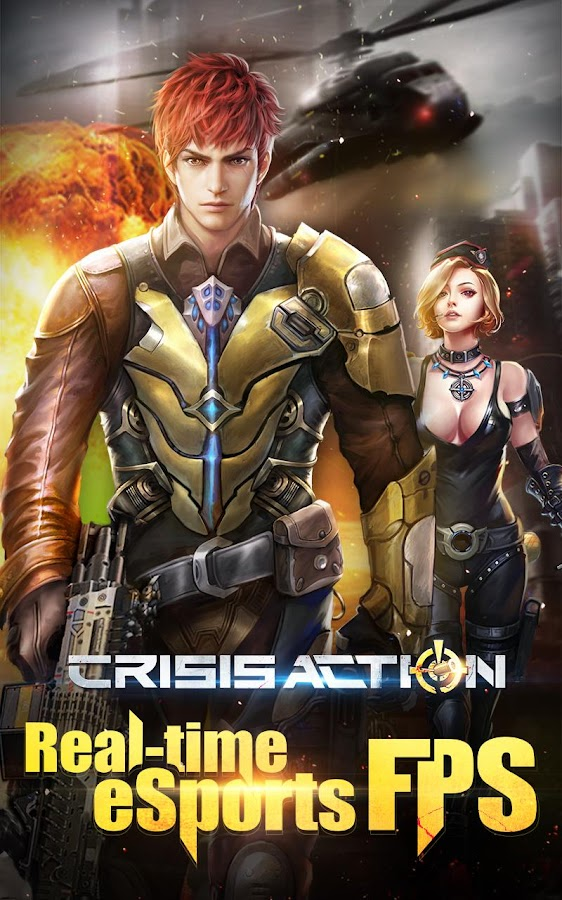 Crisis Action-eSports FPS Screenshot 11