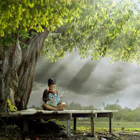 Iqra' by Chegu Diman - Babies & Children Children Candids ( diman, chegu diman human interest rol, interest, rol, chegu, human )