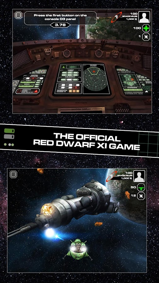 Red Dwarf XI : The Game Screenshot 1