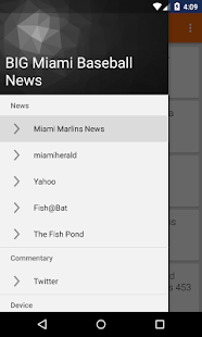 BIG Miami Baseball News - screenshot