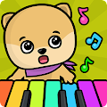 Free Baby piano and music games for kids and toddlers APK for Windows 8