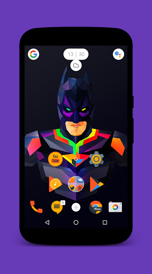 Nougat for Zooper Screenshot 12