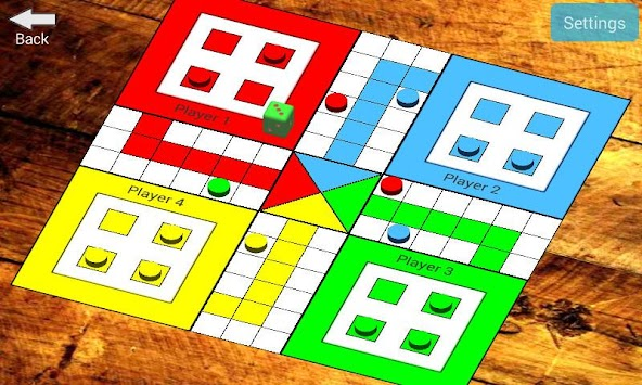 Ludo Pachisi APK screenshot thumbnail 1