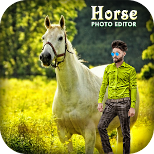 Horse Photo Editor For PC (Windows & MAC)