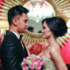 Ega & Smitha by Novra Ayamo - People Couples
