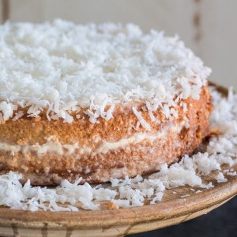 Brazilian Moist Coconut Cake