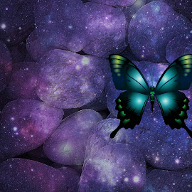 wallpaper  foto by Corali Reciful - Digital Art Abstract