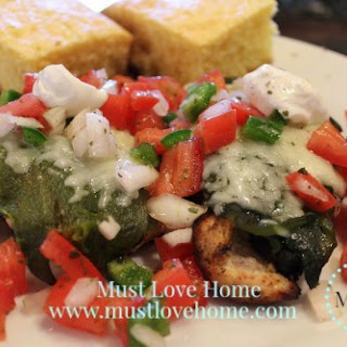 Grilled Poblano Chicken Recipes