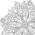 Game Flowers Mandala coloring book APK for Kindle