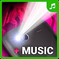 Music Strobe Light APK for Bluestacks
