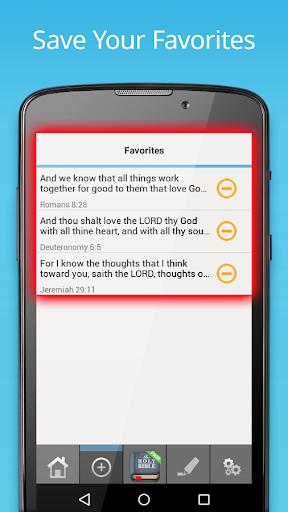 King James Bible (KJV) Free screenshot 4