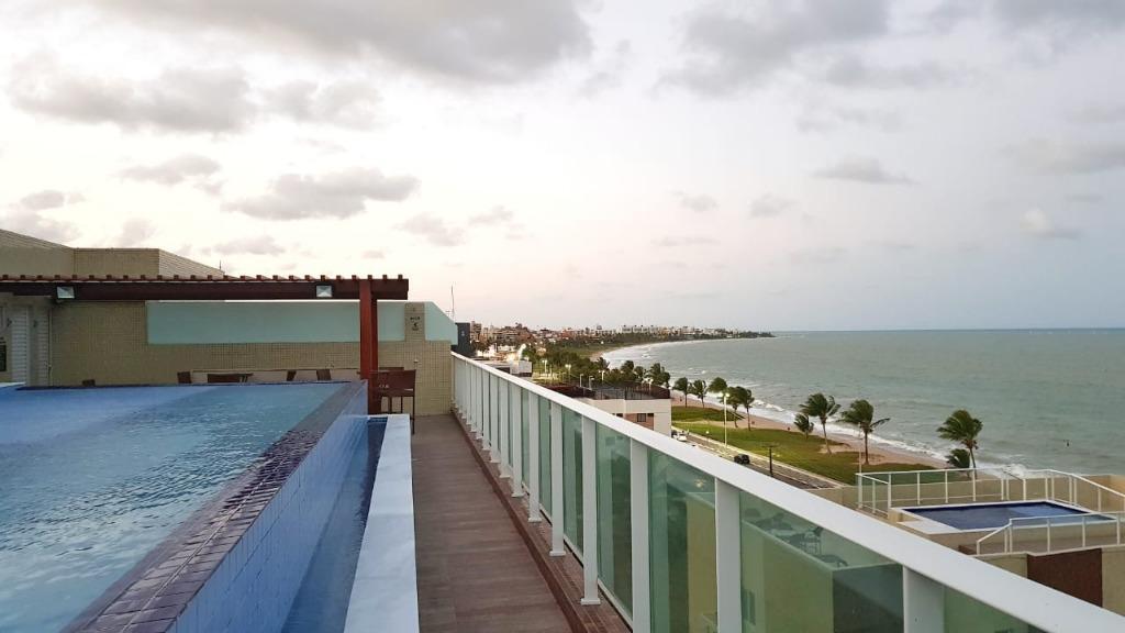 Flat com 1 dormitório à venda, 20 m² por R$ 150.000,00 - Intermares - Cabedelo/PB