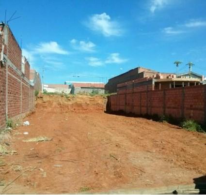 Terreno à venda, 250 m² por R$ 125.000,00 - Residencial Portal Bordon II - Sumaré/SP