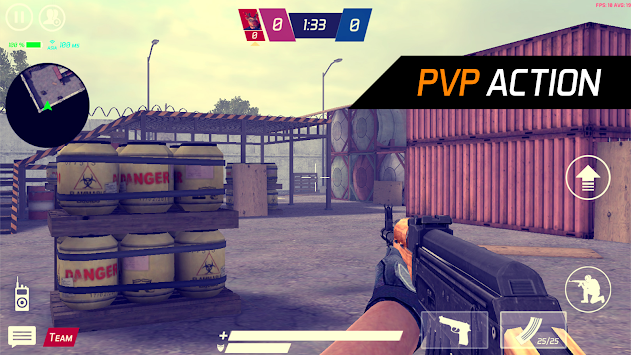 MaskGun ® - Multiplayer FPS APK screenshot thumbnail 4