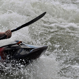 A day at the Riverwalk by Mary Farmer - Sports & Fitness Watersports