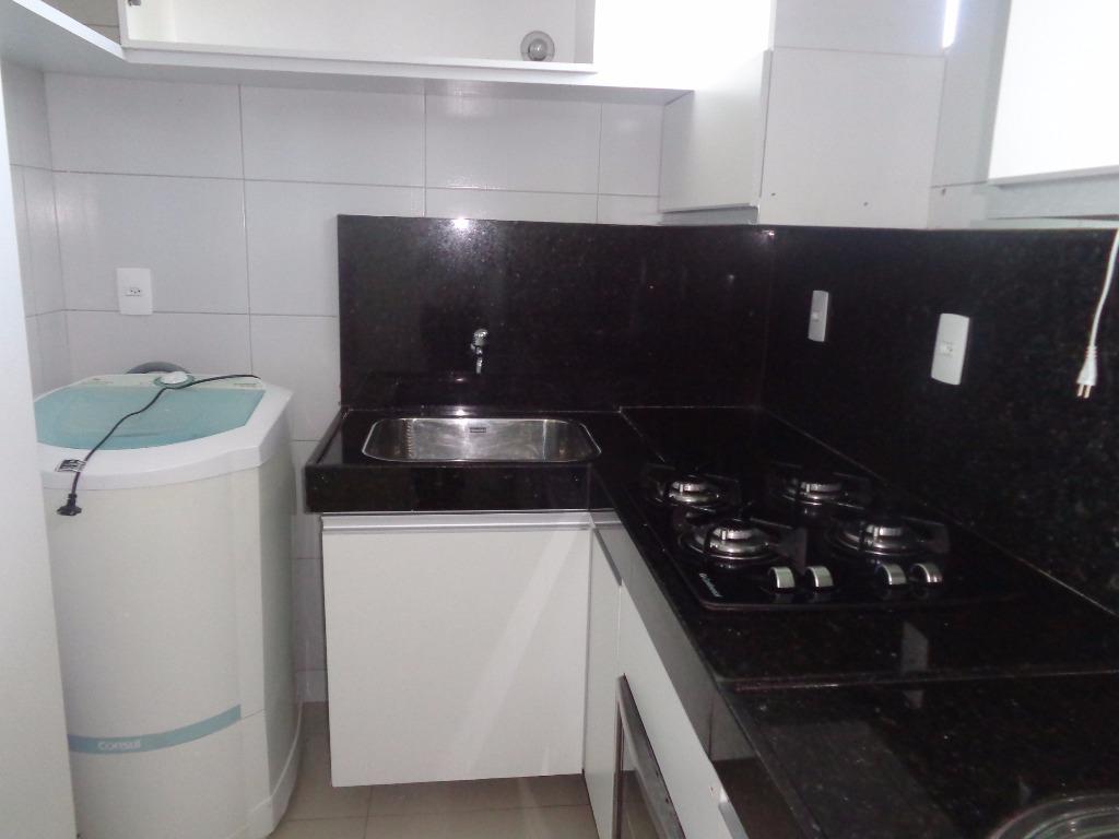 Apartamento com 2 dormitórios para alugar, 64 m² por R$ 1.640,00/mês - Manaíra - João Pessoa/PB
