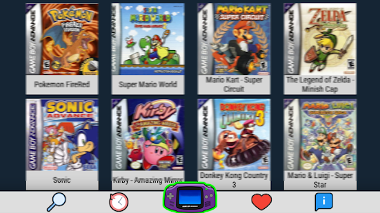 Emulator for GBA - Classic Games for pc