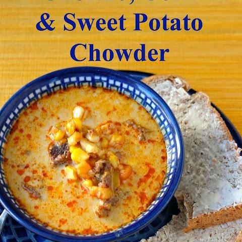 10 Best Sweet Potato Corn Chowder Soup Recipes | Yummly
