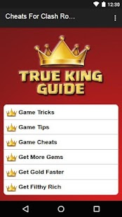 Free Cheats For Clash Royale APK for Windows 8