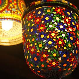 Lampu Hias #2 by Mulawardi Sutanto - Artistic Objects Other Objects ( artistik, lembang, lampu hias, lamp, travel, bandung )