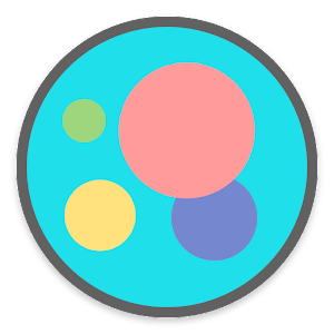 Flat Circle - Icon Pack For PC / Windows 7/8/10 / Mac – Free Download