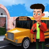 High School Bus Driver 3D APK for iPhone