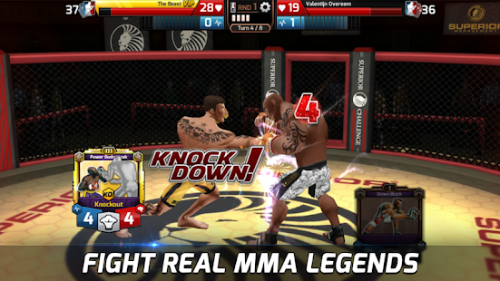 MMA Federation- screenshot thumbnail