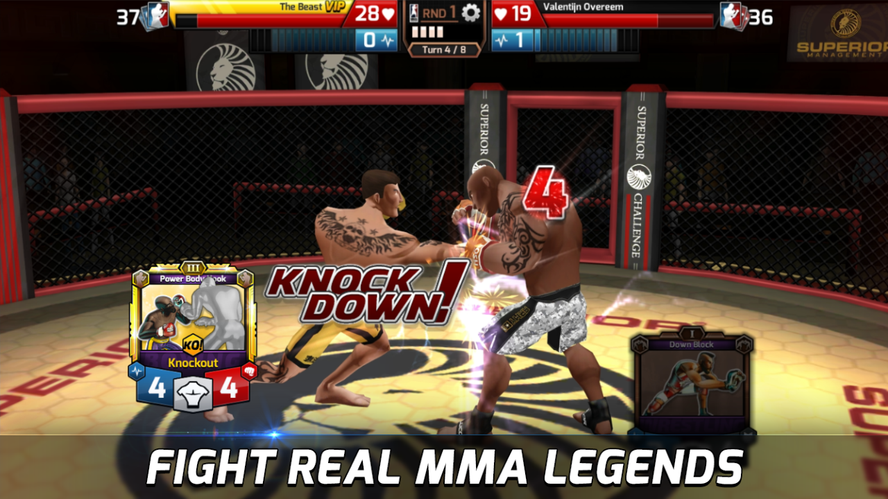 MMA Federation Screenshot 2