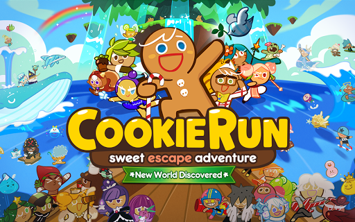 LINE Cookie Run screenshot 1
