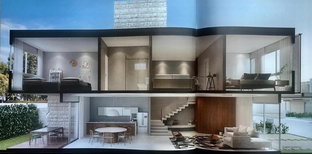 Casa com 4 dormitórios à venda, 177 m² por R$ 990.000,00 - Intermares - Cabedelo/PB