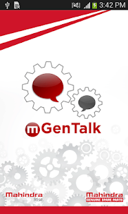 M Gen Talk - screenshot