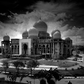 islamic center of north aceh by Raji Firdana Muhammad - Buildings & Architecture Statues & Monuments