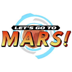Let's go to Mars Icon