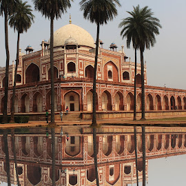 The reflection by Mrinmoy Ghosh - Buildings & Architecture Architectural Detail