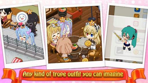 Moe Girl Cafe 2 - screenshot