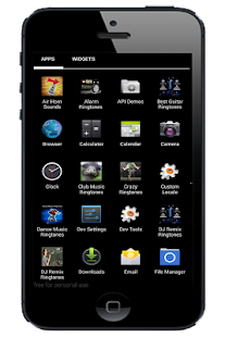 Alarm Ringtones Free - screenshot
