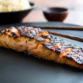 Miso-Glazed Fish